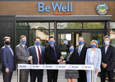 Grand Opening of Be Well Campus in January 2021