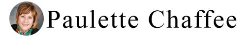 Paulette Chaffee