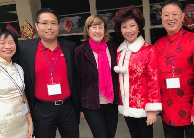 Chinese New Year Celebration at Sunny Hills High School 2020