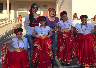 Folklorico Festival at Maple School