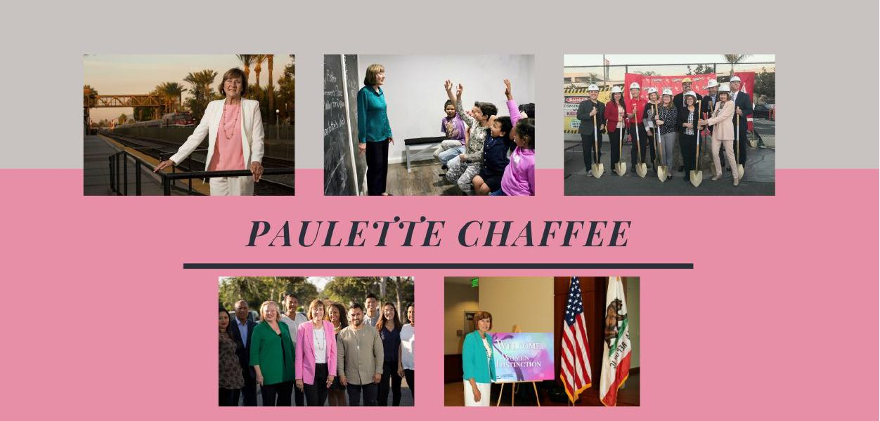 Paulette Chaffee Collage